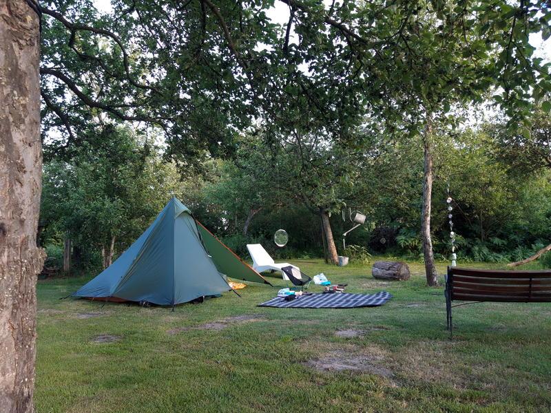 Tent spot nr 2 #1