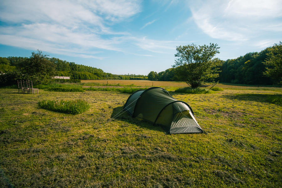 Natural, ecological and small-scale campsite by the forest. #2