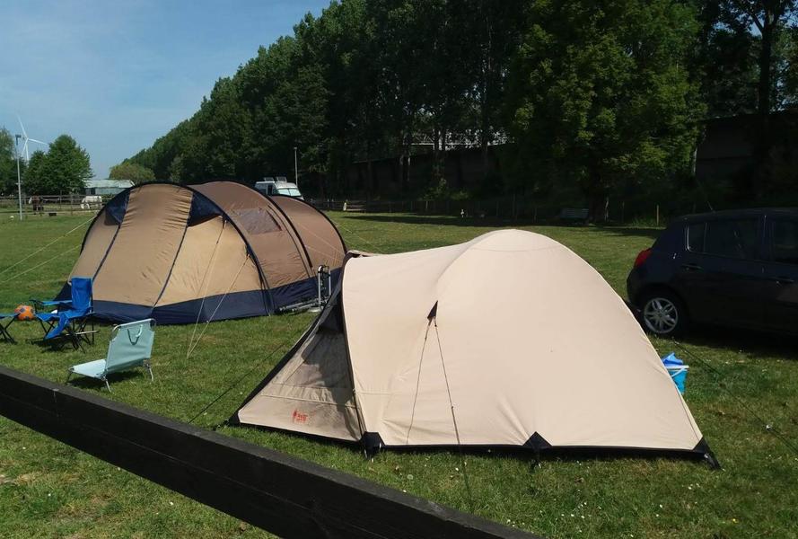 Tent te huur WaardenburgGelderland max 5 personen Waardenburg