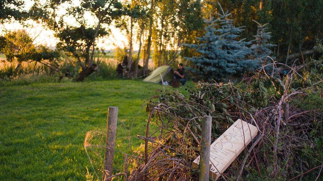 Jouw plekje voor de nacht in de polder van 100 m2 #3