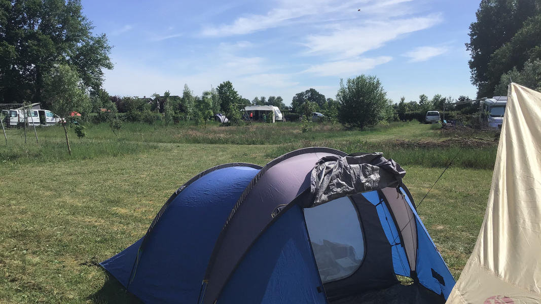 Mini campsite with swimming pond and fire places on the estate. With 2 ha of walking area. #30
