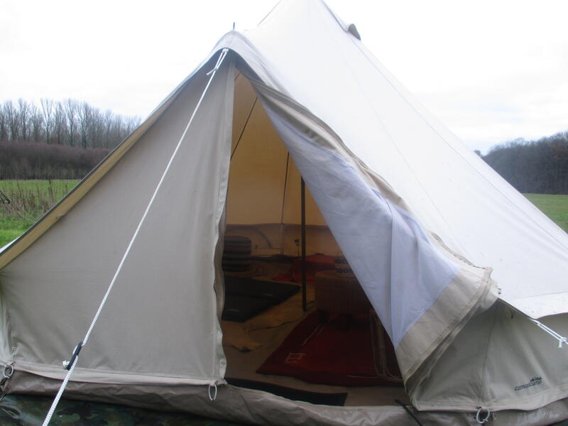 Glamping, glamorous camping in a nature reserve, in a nature reserve #2