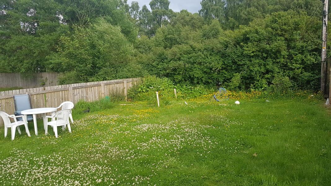 Kincraig garden hideaway #1