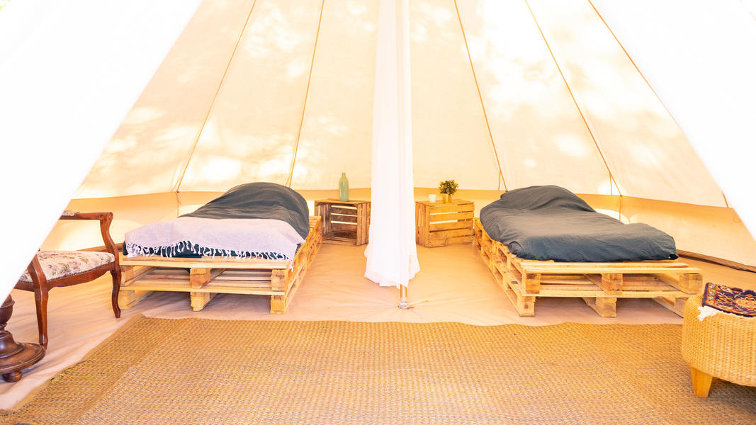 Glamping Experience #2