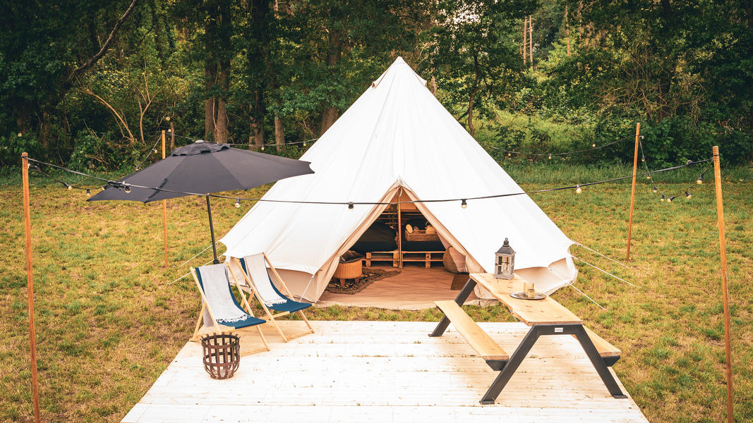 Glamping Experience #3