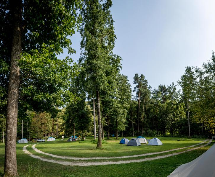 Rent a pitch in beautifull forest by the Alpine river Savinja #3