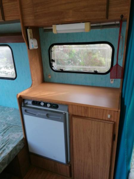 Birre's - Retro - Caravan #2