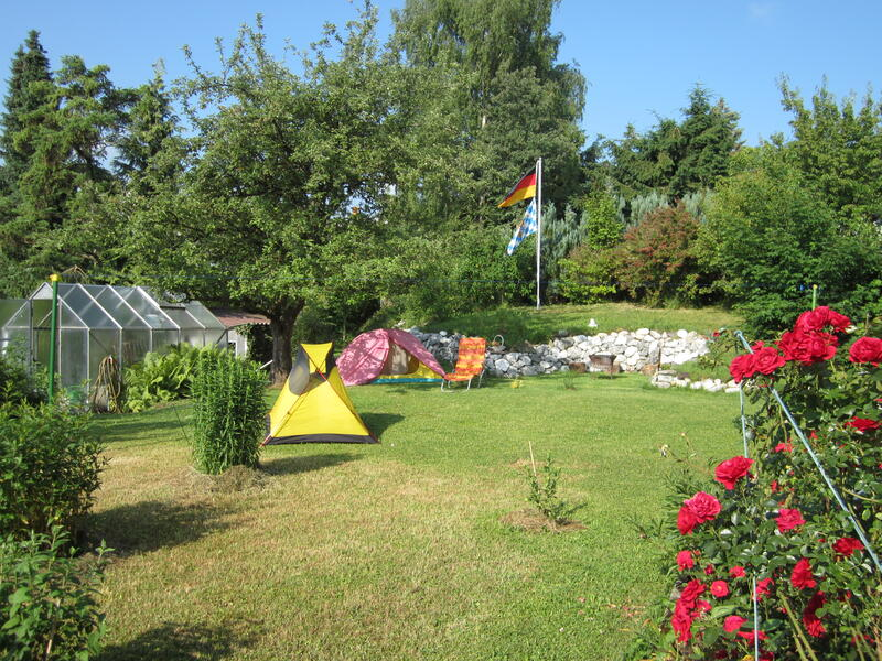 Andreas' Gardencamping #1