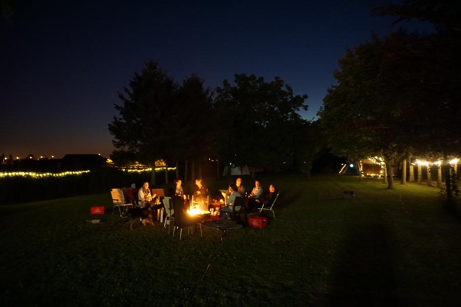Idyllic campsite with a view (and with fire scale, bike rental, ..) #14