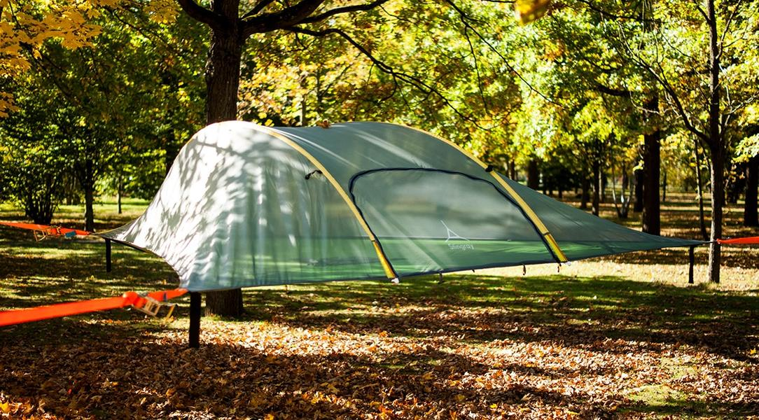 Tree tenting - pure nature and close to the Stars #1