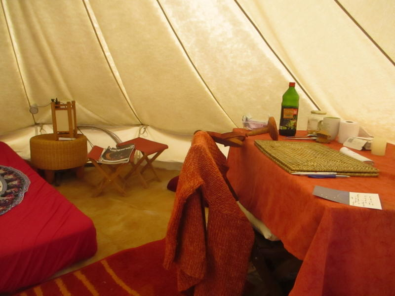 Glamping, glamorous camping in a nature reserve, in a nature reserve #13