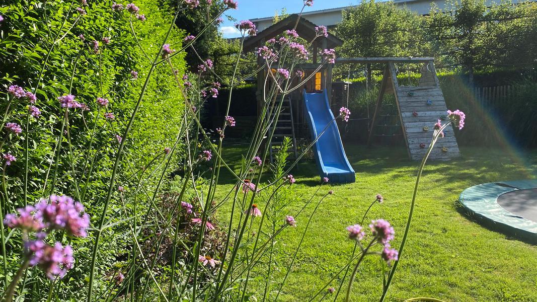 de tuin van het dameshuis in Westerlo! GR5 #2
