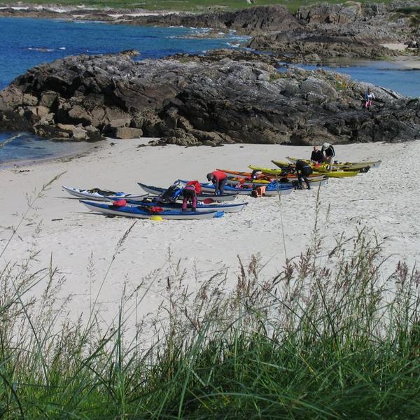 Clifden ecoCamping where Rocks & Ocean Collide #4