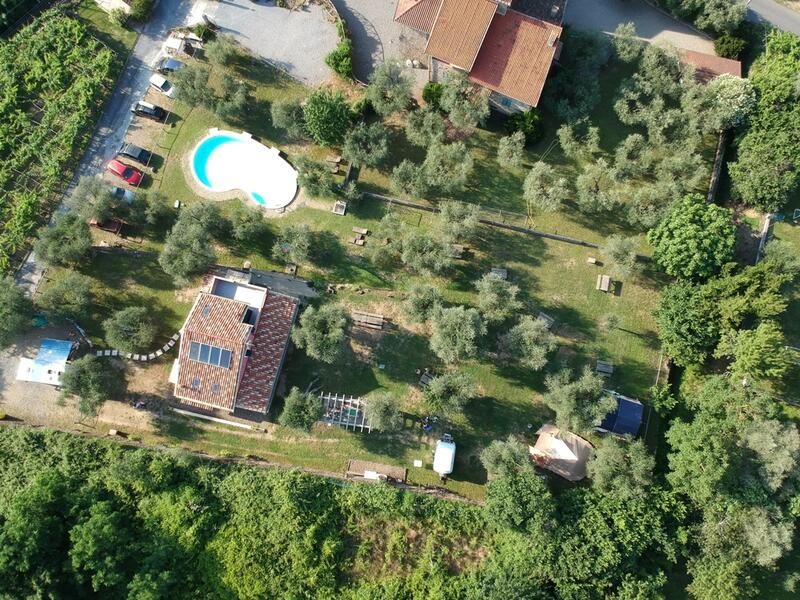Little family agricamping in the Ligurian countryside, with swimming pool #2