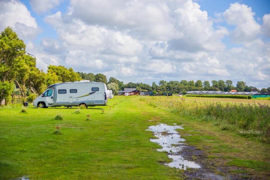 Kleiner, gemütlicher Campingplatz Camping in Strandnähe #2