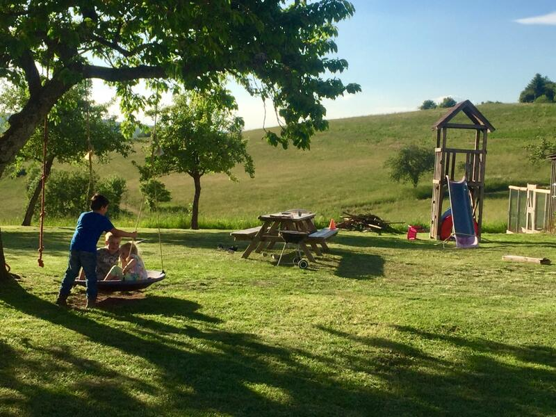 Rest space and nature in the Eifel ❤️ #1