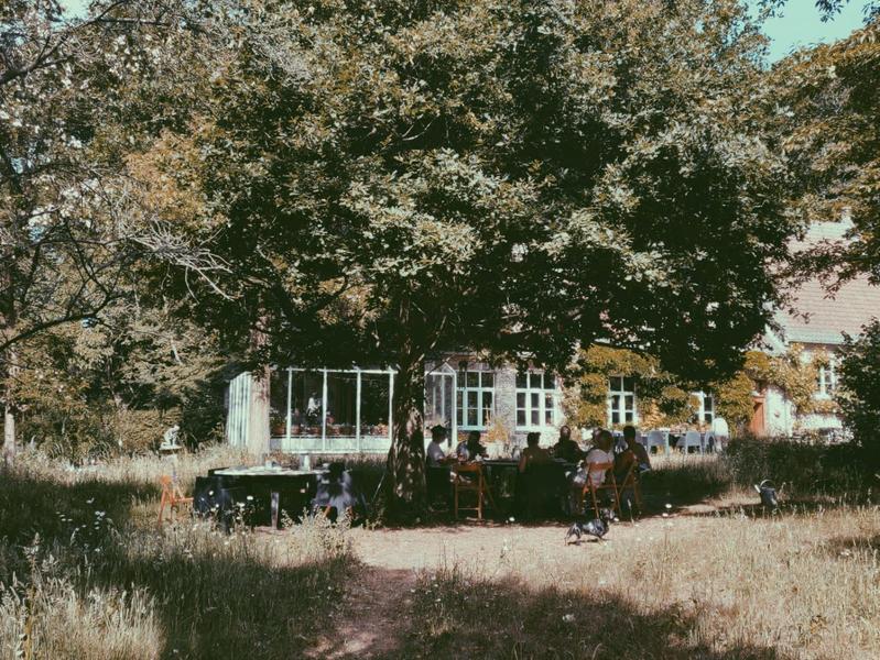 Prachtige ecologische tuin dicht bij Brugge #2