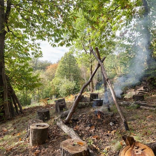 Sillico Campspace, Wild camping Paladini in the Tuscan Apennines #2
