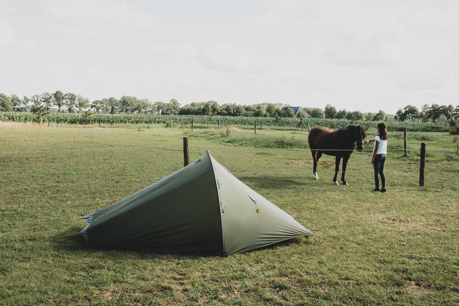 Heerlijk rustig, maximaal 5 tenten en of campers. #1