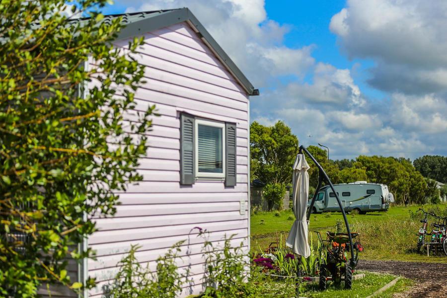 Kleiner, gemütlicher Campingplatz Camping in Strandnähe #9
