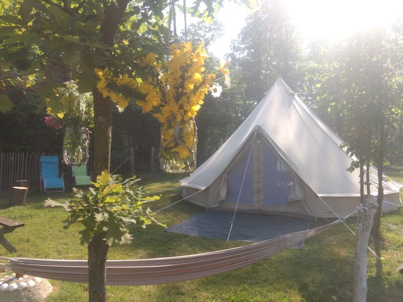 Ecoglamping in Limburg #1