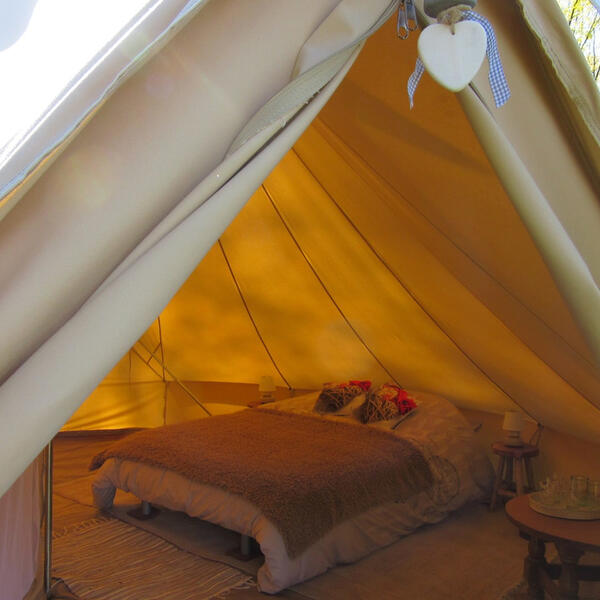 Ecoglamping in Limburg #2