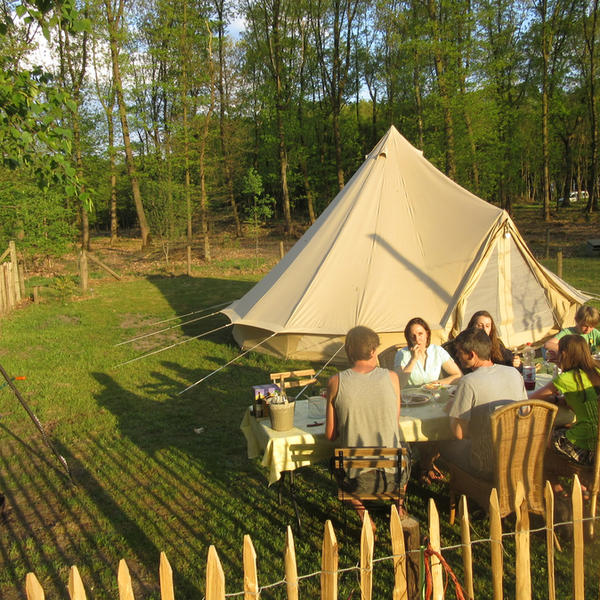 Ecoglamping in Limburg #3