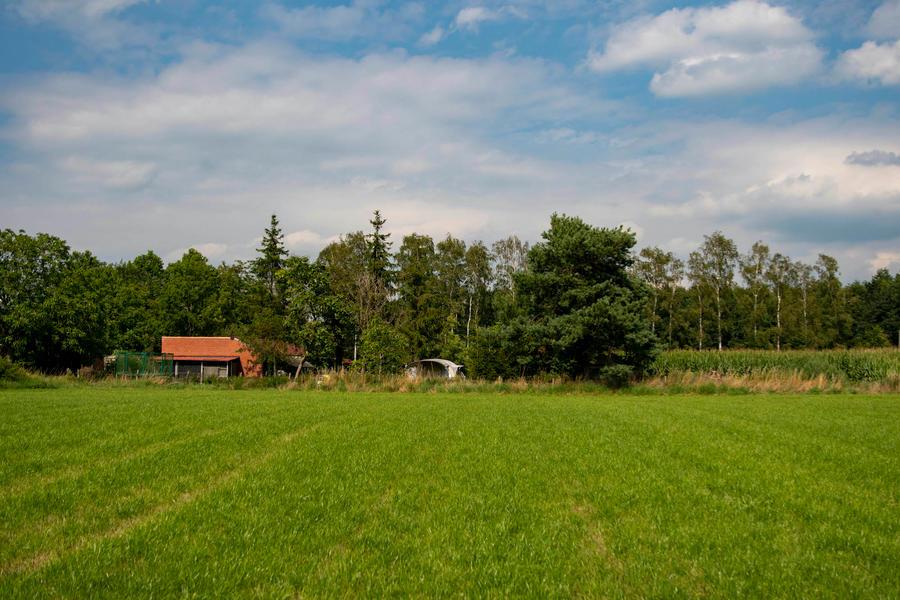 Cosy fieldview near GR5 #10