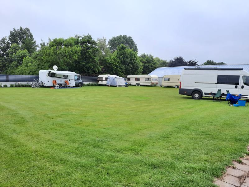 Camping Amsterdam aan Zee, Small-scale camping #4