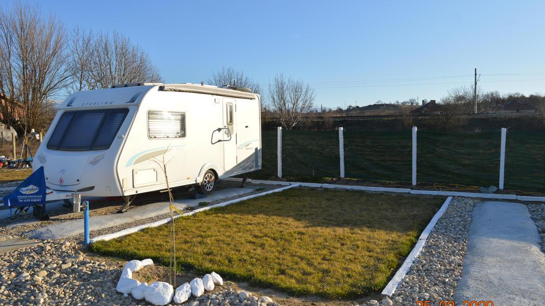 Sunny Paradise Campsite for Camper/Caravan #7