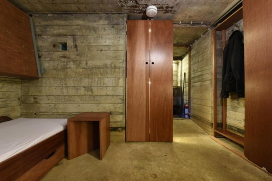 Sleeping in a Bunker! #3