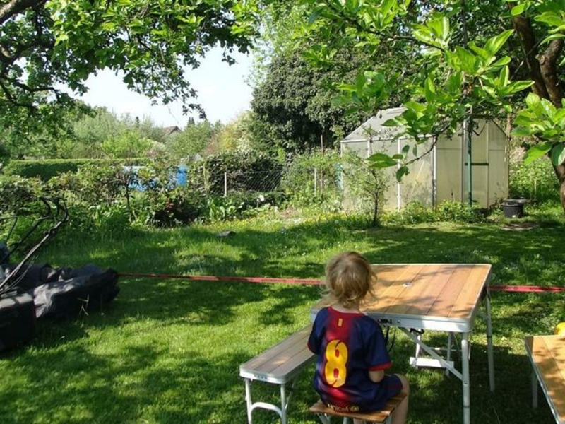 Juchheissa's garden camping #3
