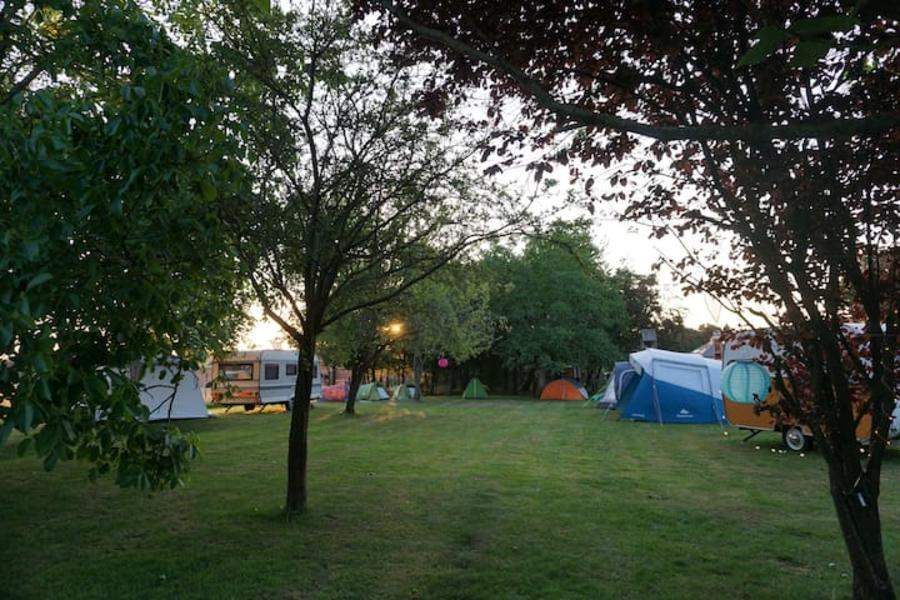 Idyllic campsite with a view (and with fire scale, bike rental, ..) #11