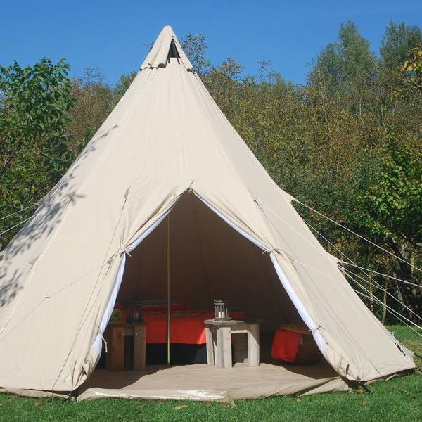 Luxurious and romantic tipi at Montelparo, Fermo #3