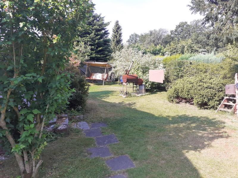 Garten am Waldrand in Wandergebiet Dippoldiswalder Heide/Wilisch #3