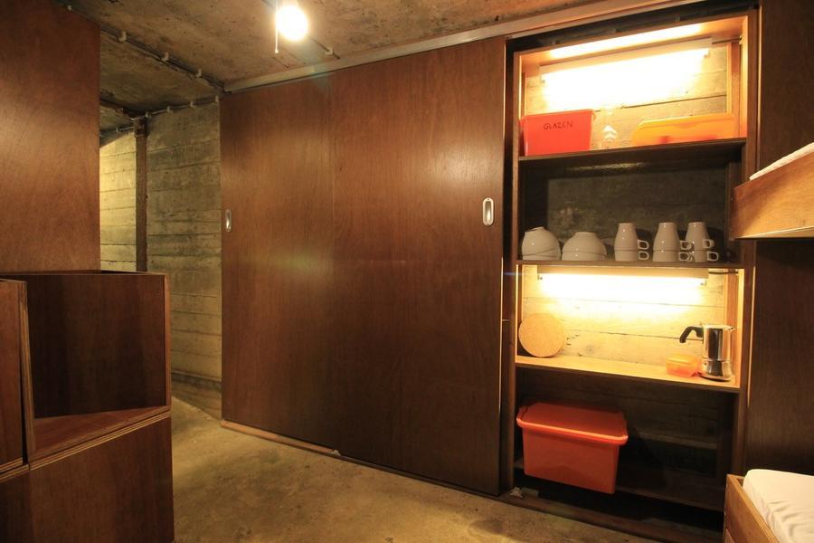 Sleeping in a Bunker! #8
