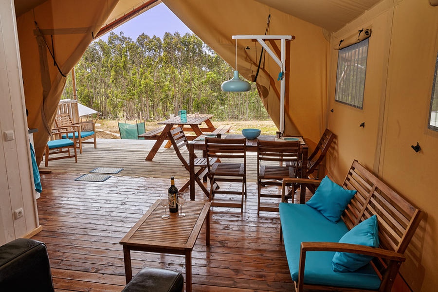 Small-scale ecological glamping on the Silver Coast. #7