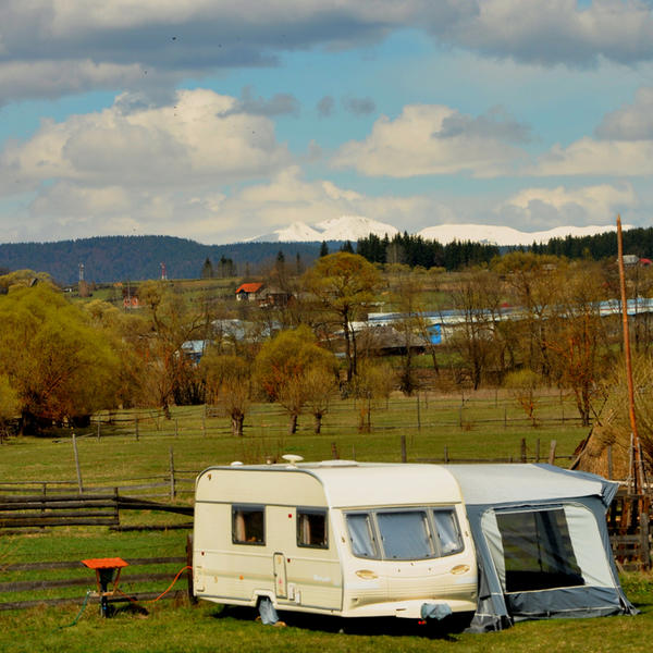 Rural Eco Camping in Bucovina with Mountain Views #2