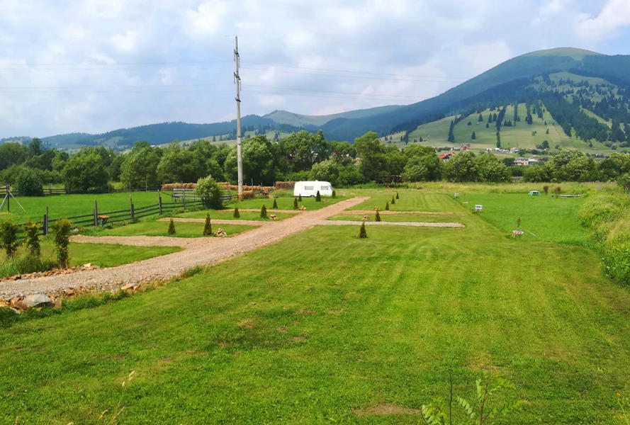 Rural Eco Camping in Bucovina with Mountain Views #3