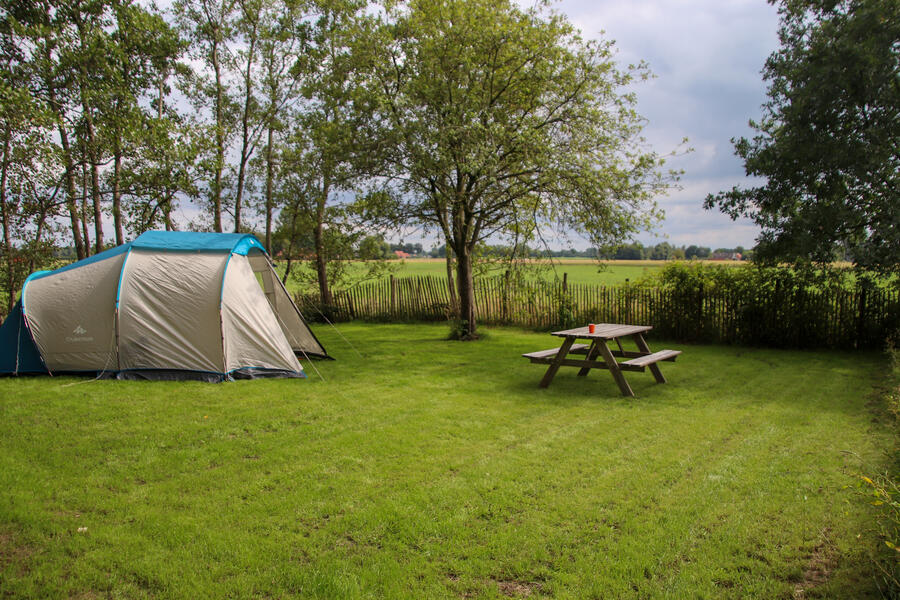 Lekker vrij kamperen op de grens van Drenthe-Friesland-Groningen