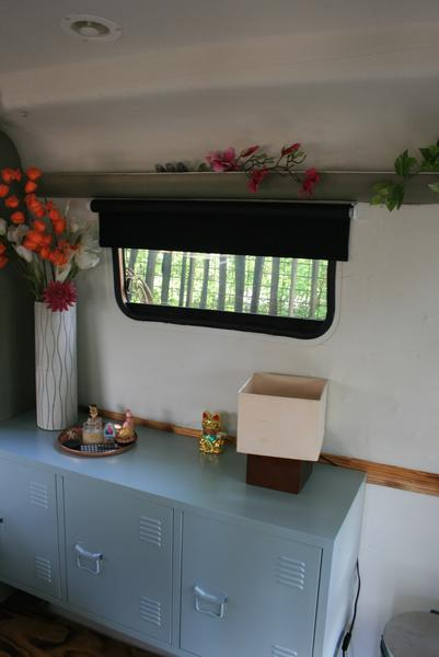 Retro caravan with private sauna en sanitary facilities in Utrecht #9
