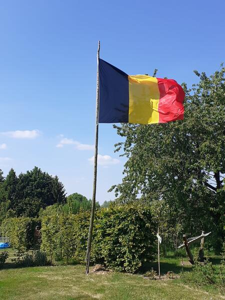 Montigny House private camping #7
