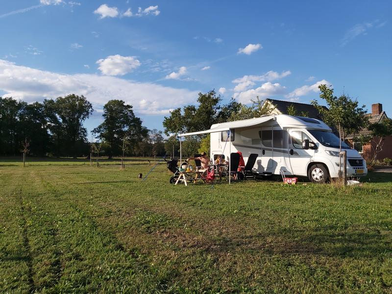 Wonderful free space, far outside the village of Stokkum. #1