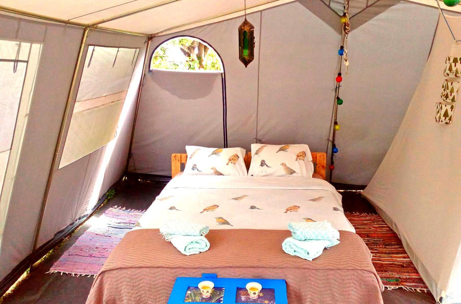 eco camping Abbyville - Small and cosy. Close to the beach. #2