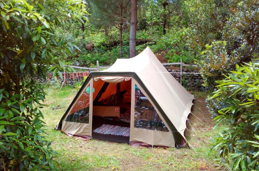 eco camping Abbyville - Small and cosy. Close to the beach. #3