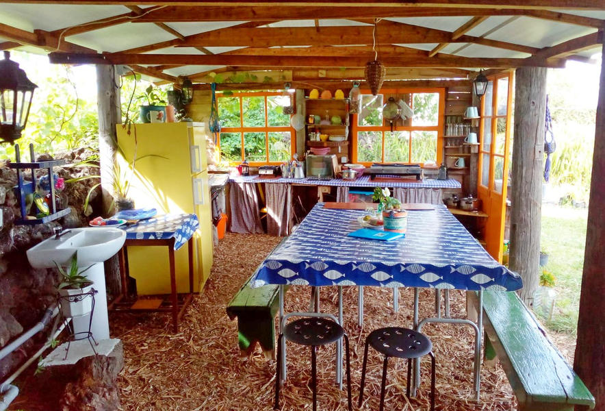 eco camping Abbyville - Small and cosy. Close to the beach. #5