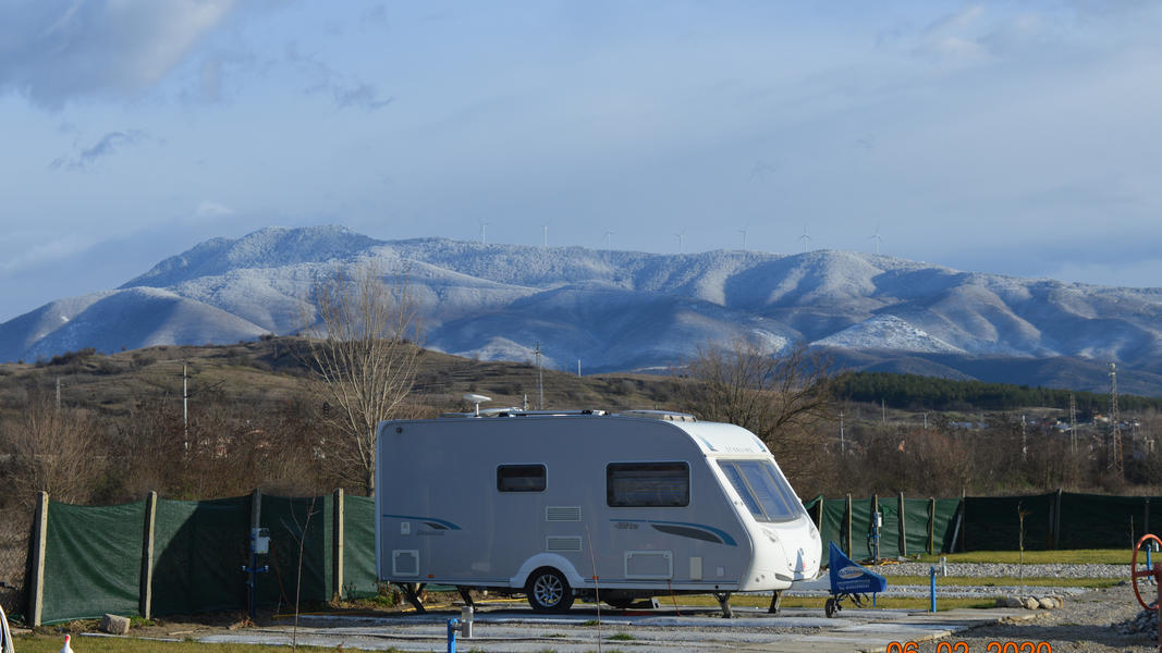 Sunny Paradise Campsite for Camper/Caravan #5
