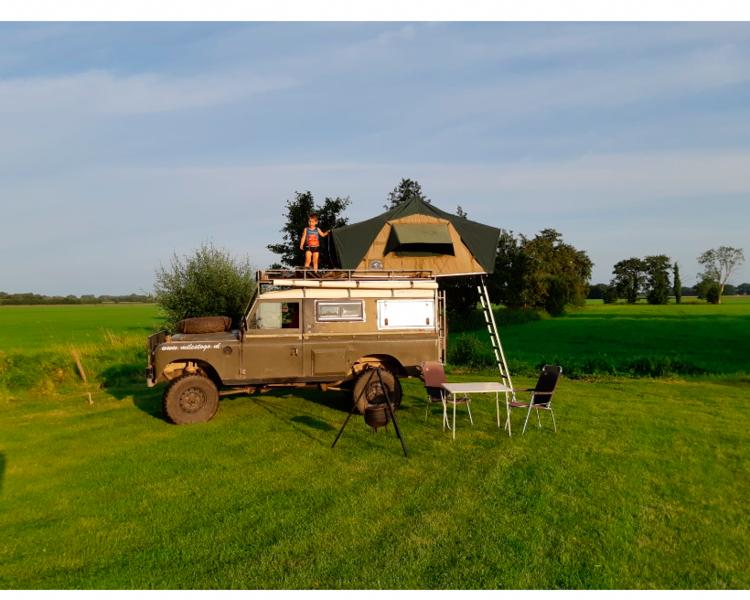 Rural B&B with camper option #9