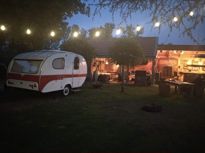 Anneke Pannekes Paradies für Camper oder Ihr eigenes Zelt #1