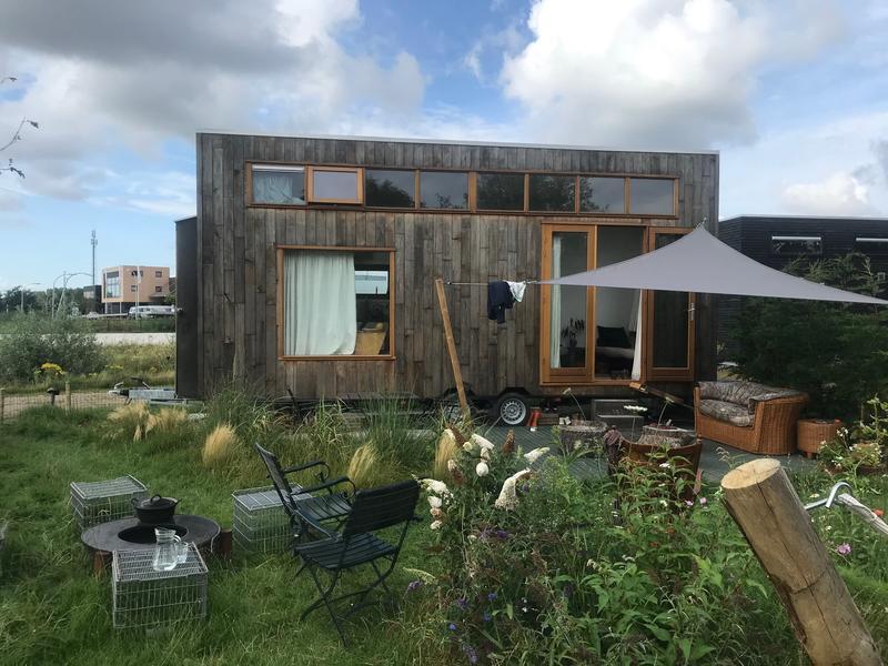 Camping near Delft #1